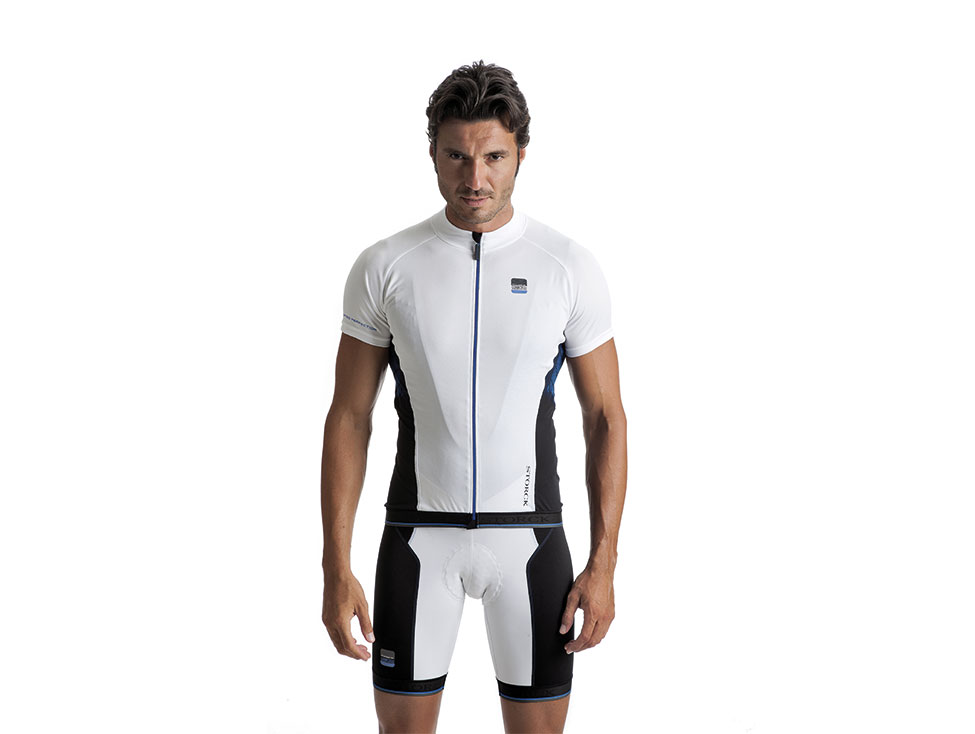 Short Sleeve Jersey Comp White