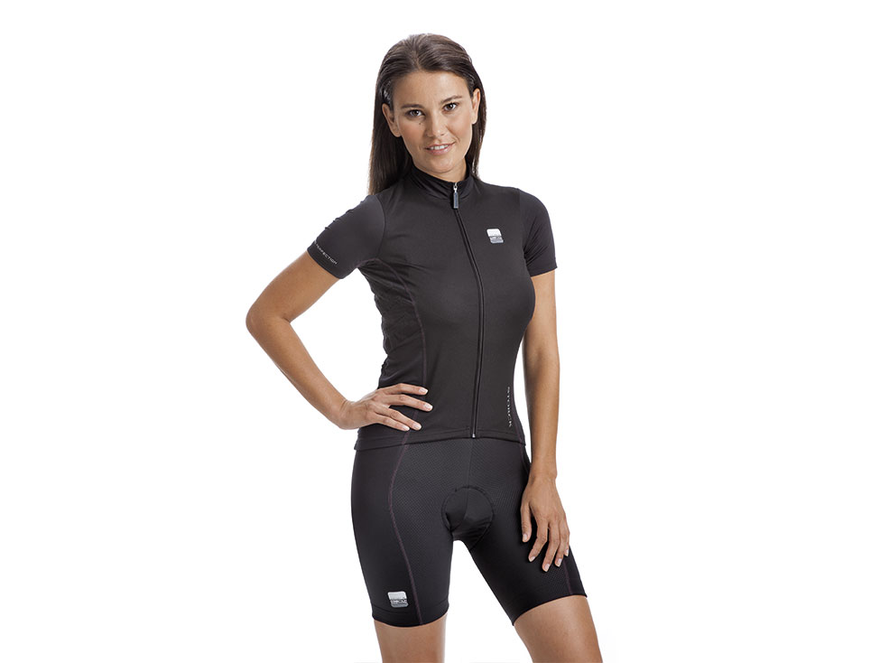 Short Sleeve Jersey Woman Pro