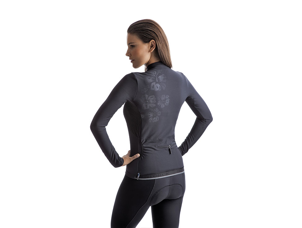 Long Sleeve Jersey Woman Pro