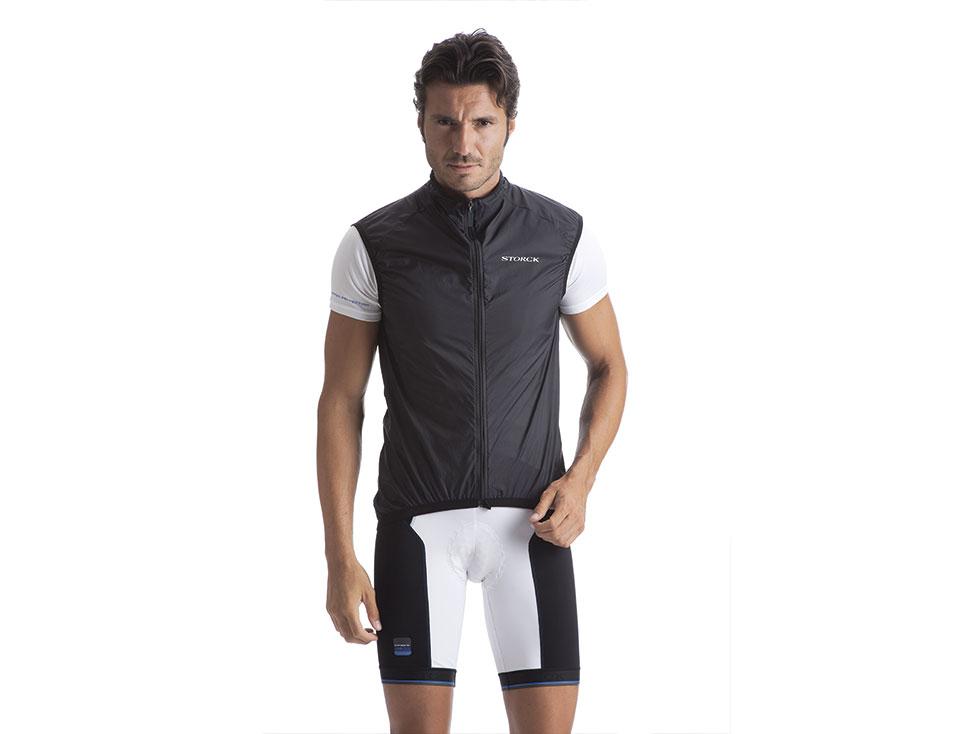 Windbreaker Vest black