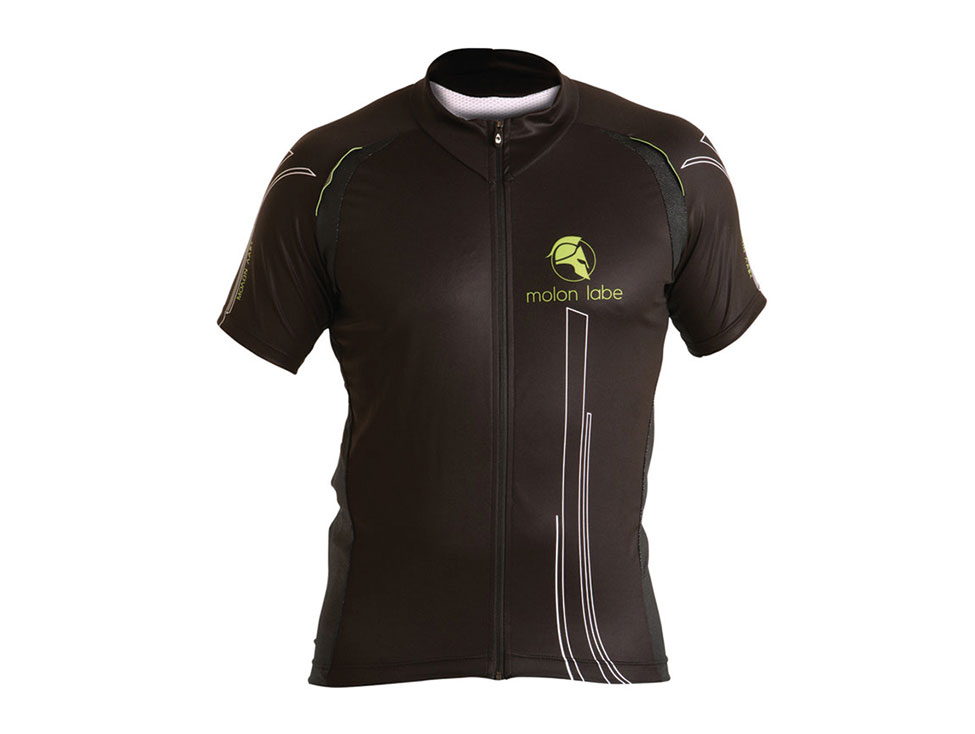 E Cycle Jersey black