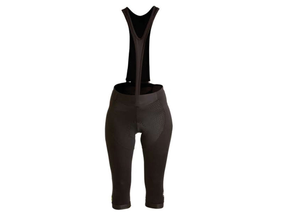 Womens Kombi 3/4 Cycle Bib Shorts