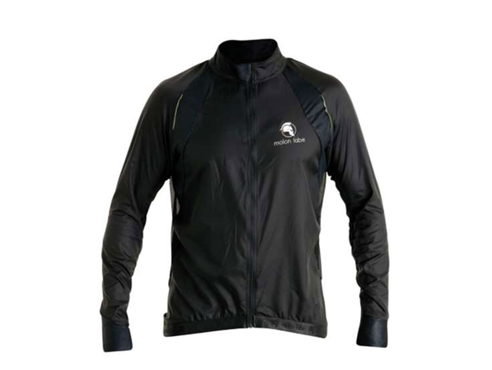 E Cycle Jacket Ultra Light black