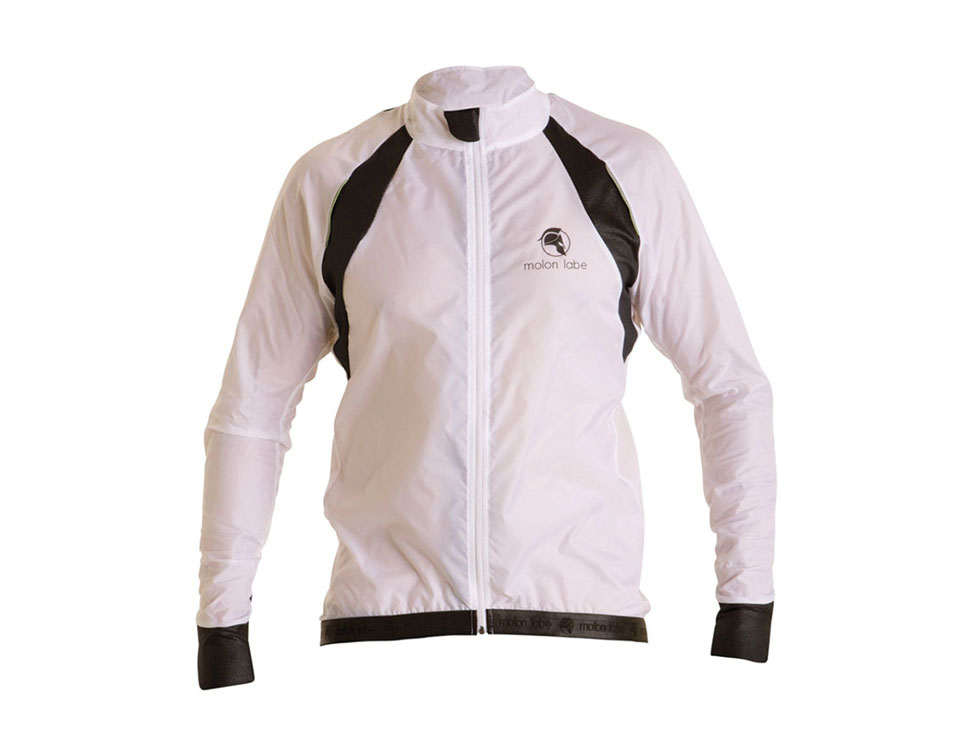E Cycle Jacket Ultra Light white