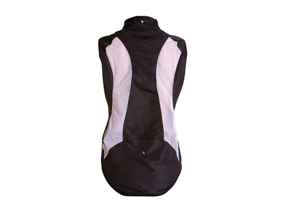 Womens E Cycle Windstopper Vest
