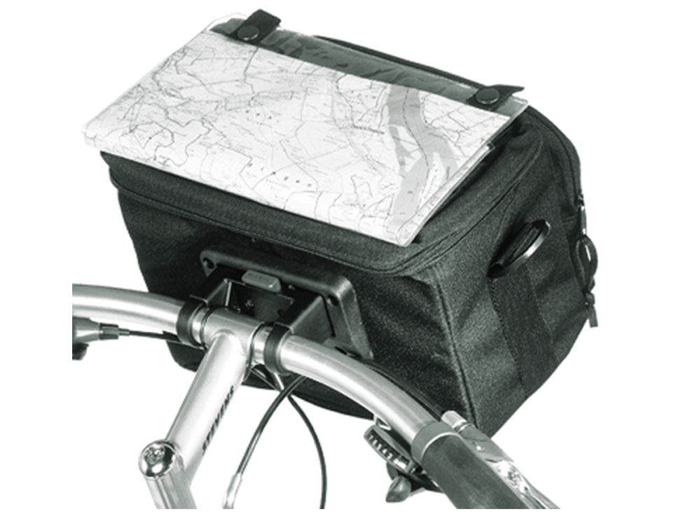 Klickfix Lenkertasche Daypack Box