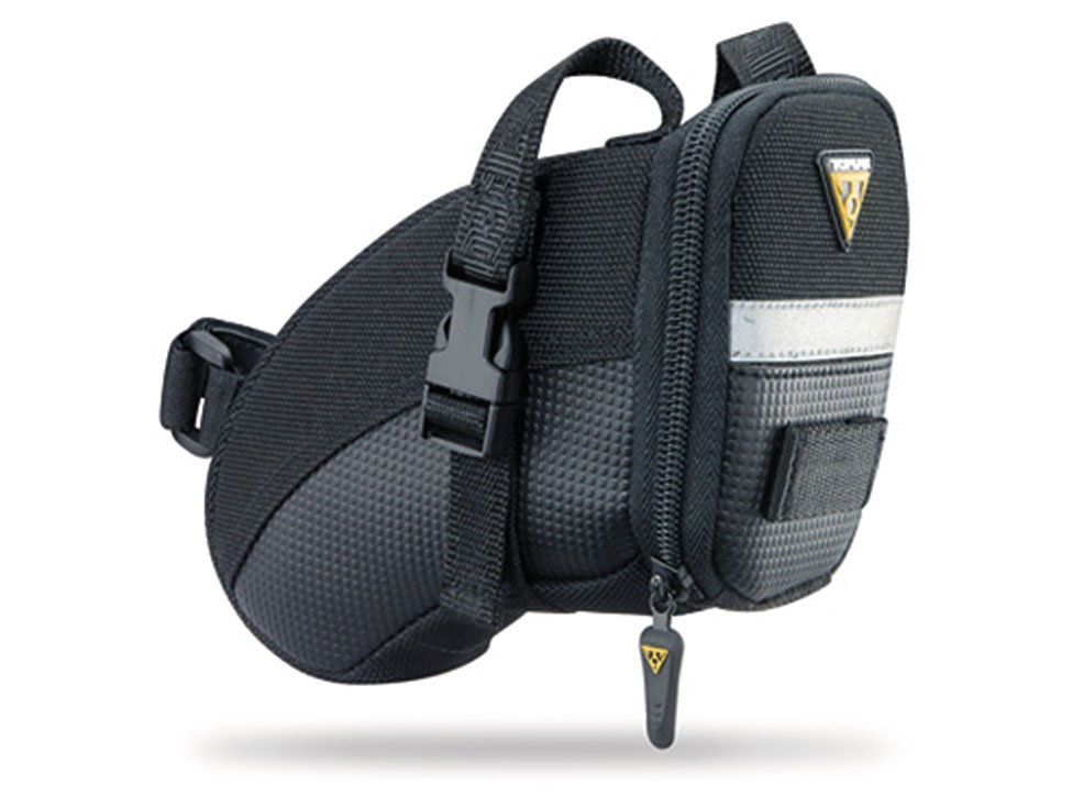 Topeak Satteltasche Aero Wedge Pack Strap Small