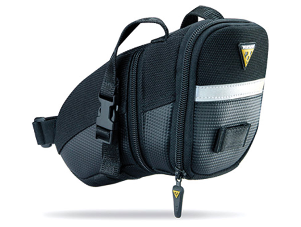 Topeak Satteltasche Aero Wedge Pack Strap Medium