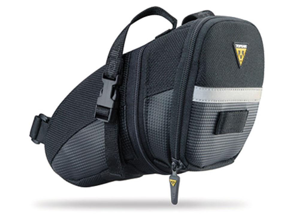 Topeak Satteltasche Aero Wedge Pack Strap Large
