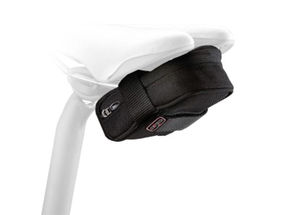 Scicon Satteltasche Elan 210 Velcro schwarz Small