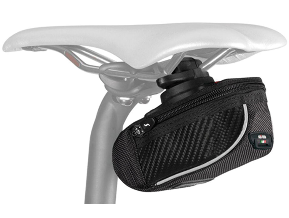 Scicon Satteltasche Compact 430 Pro schwarz