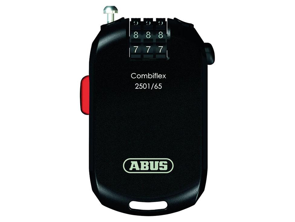 Abus Zahlen-Kabelschloss Combiflex 2501