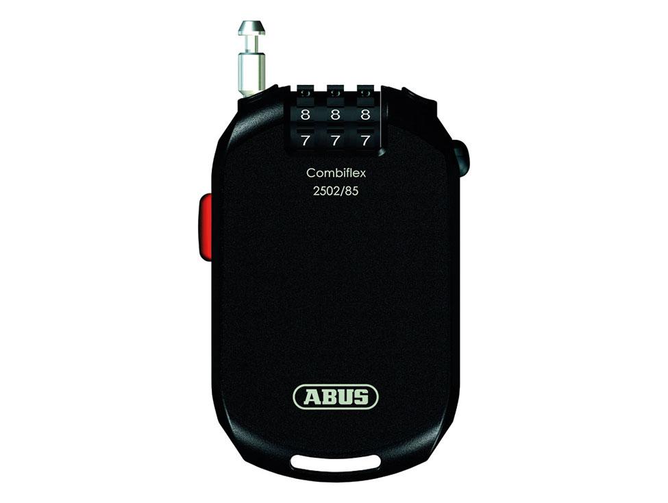 Abus Zahlen-Kabelschloss Combiflex 2502
