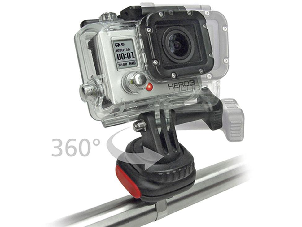 Klickfix Adapter CamOn für GoPro Kamera