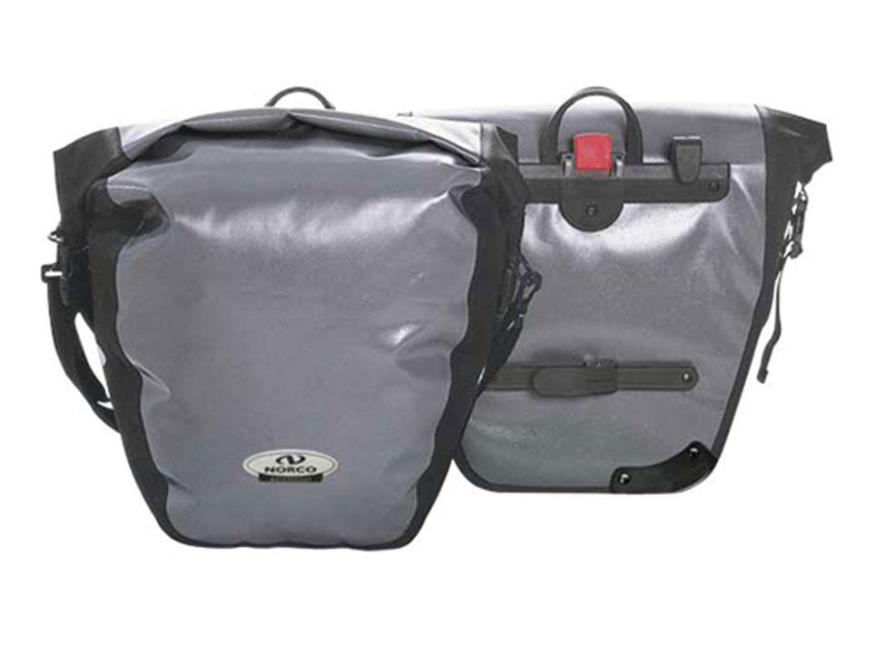 Norco Gepäckträgertasche Arkansas (Paar)