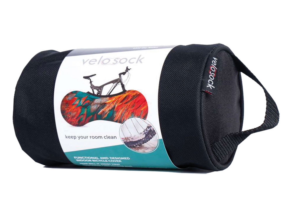 Velosock Bike Cover grau