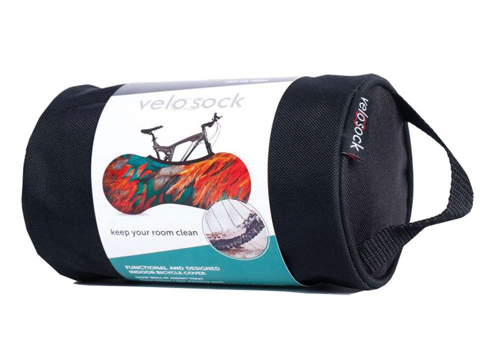 Velosock Bike Cover grau