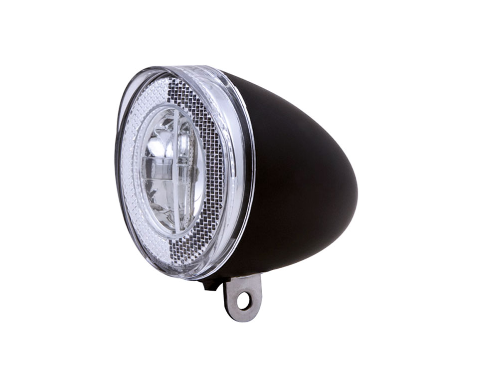 Spanninga Scheinwerfer Retro Swingo 4 Lux LED