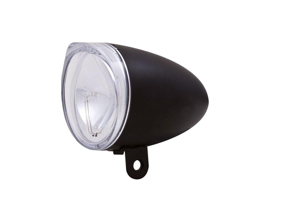 Spanninga Scheinwerfer Retro Trendo 10 Lux schwarz