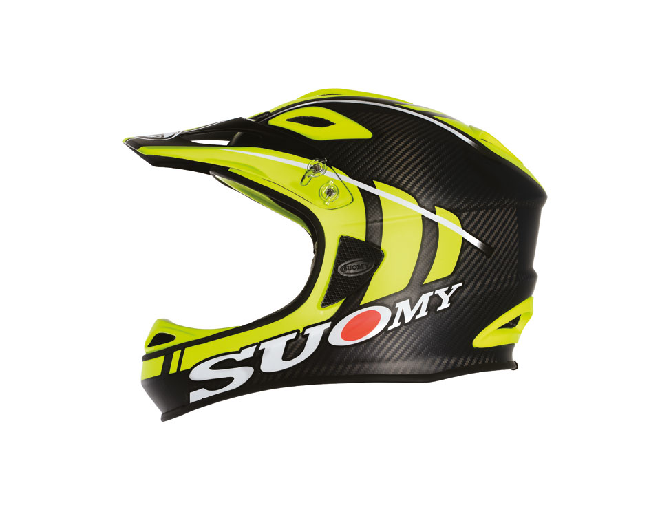 Suomy Helm Jumper Yellow Fluo