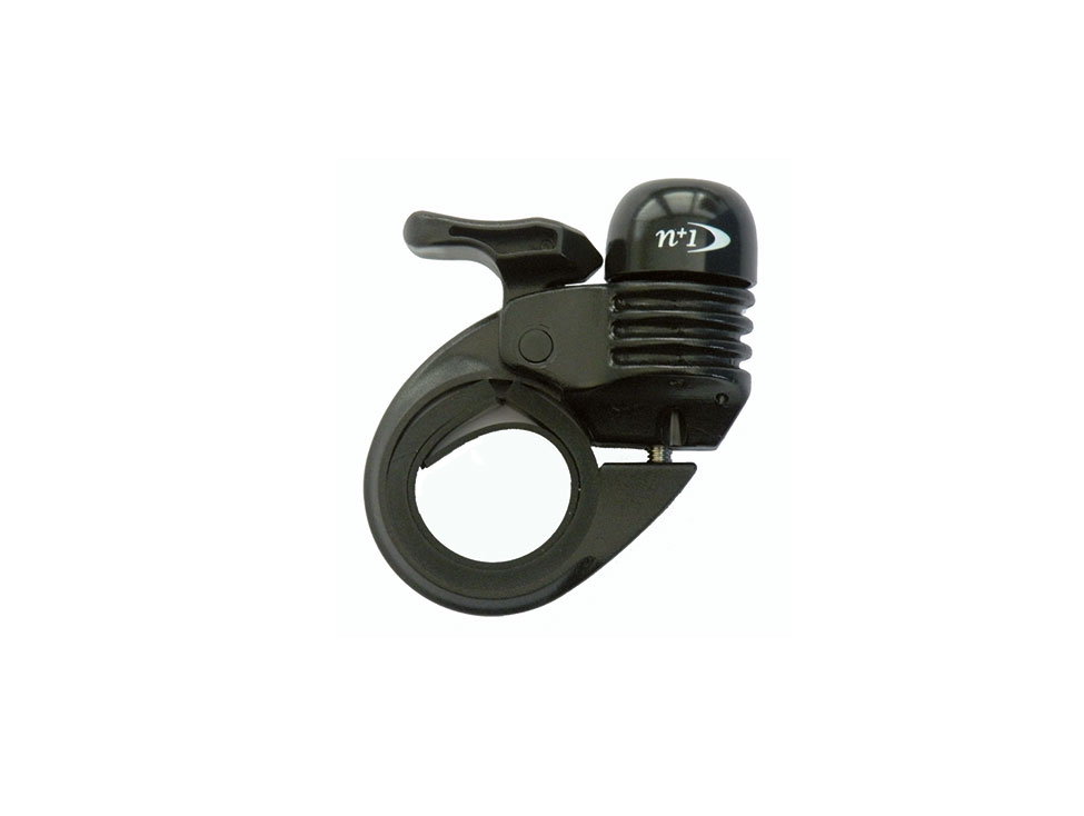 Glocke Mini schwarz 22.2 – 31.8mm