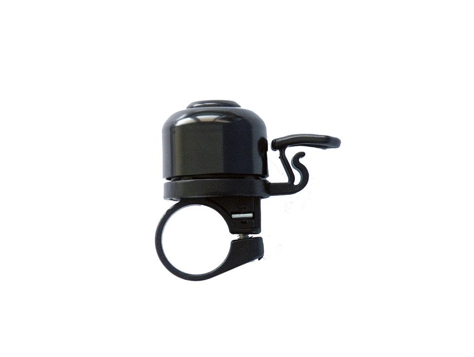 Glocke Mini schwarz 22.2mm