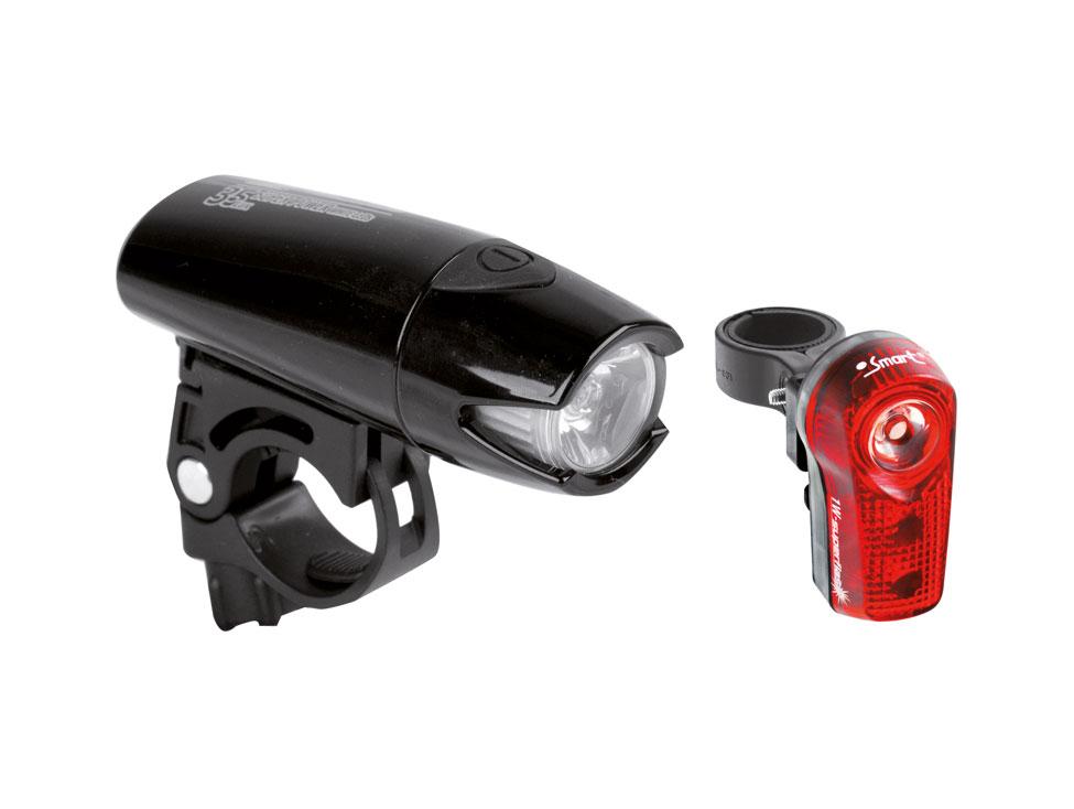 Smart Beleuchtungsset vorne & hinten LED USB