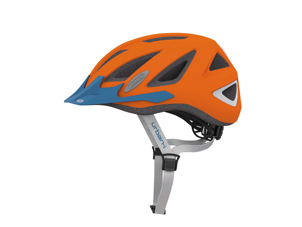 Abus Urbanhelm URBAN-I 2.0  Neon Orange
