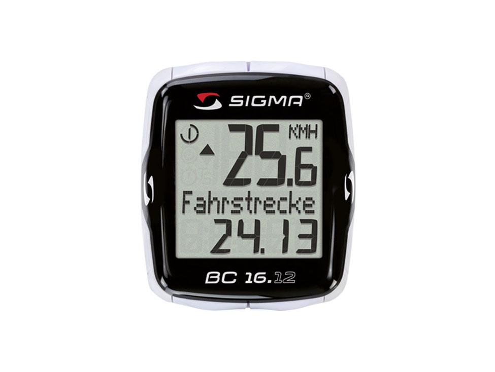 Sigma Bike Computer BC 16.12