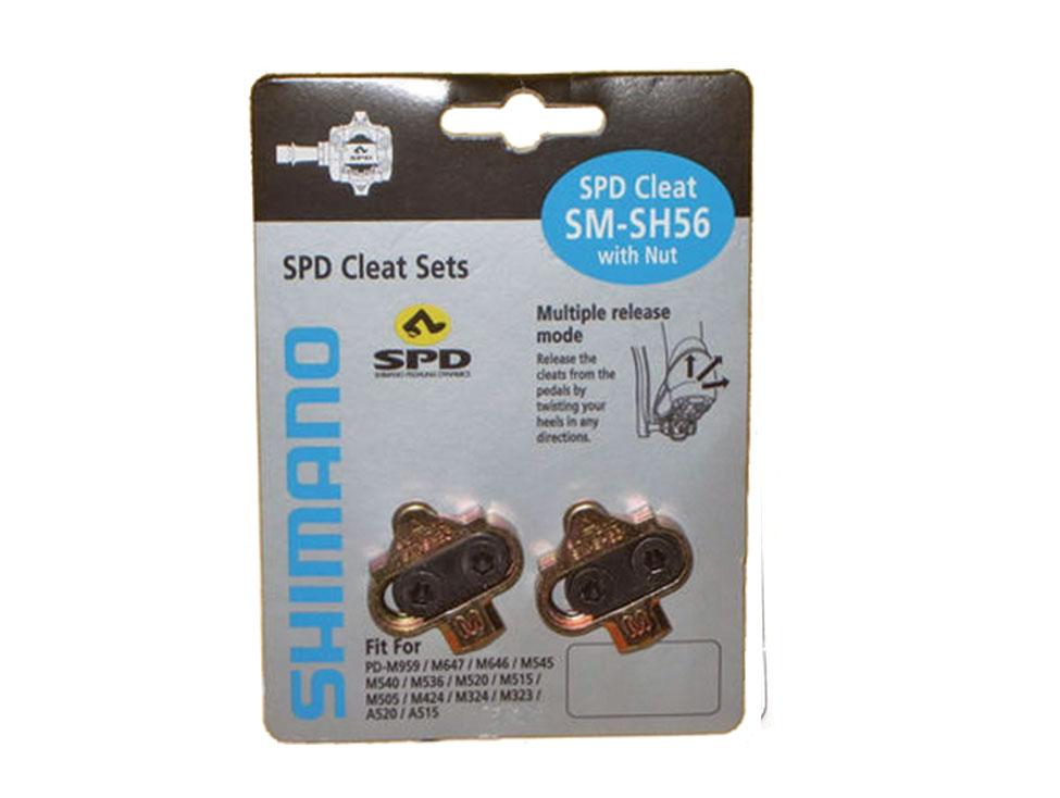 Shimano Schuhplatten SPD SM-SH56