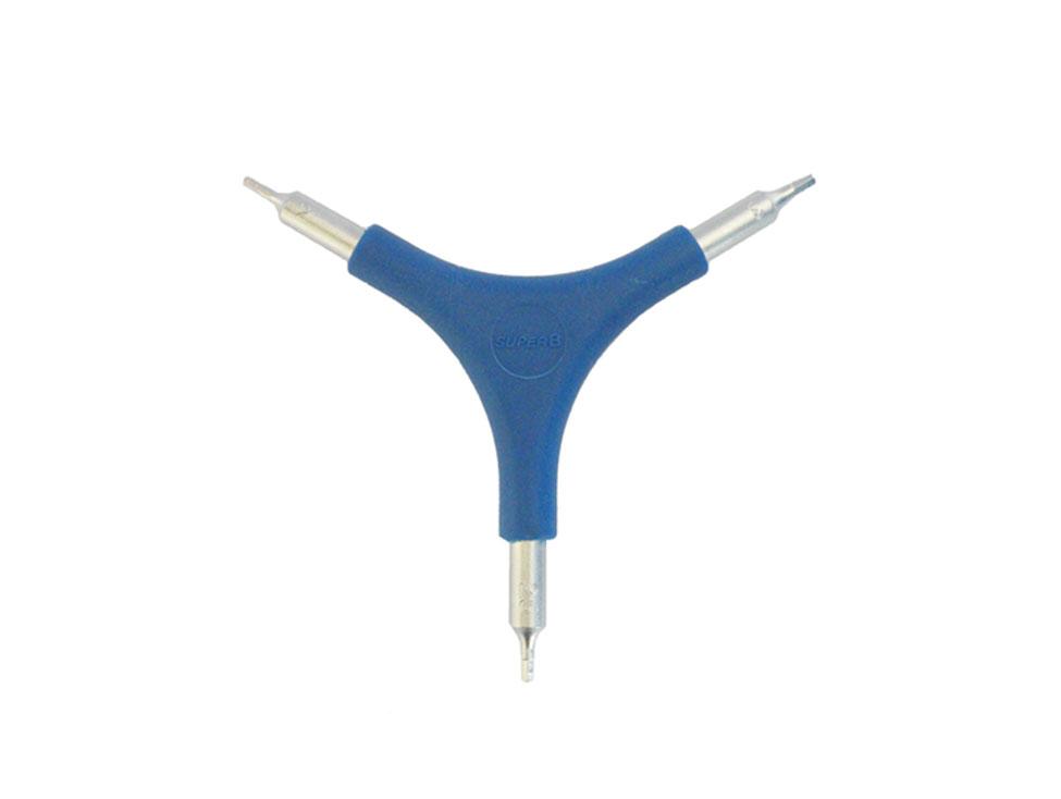 SuperB Y-Schlüssel Imbus 2 – 2.5 – 3mm