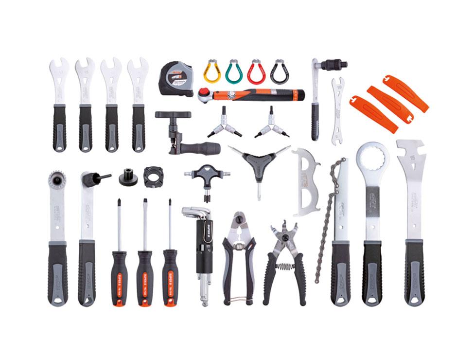 SuperB Fahrbarer Werkzeugkoffer Premium