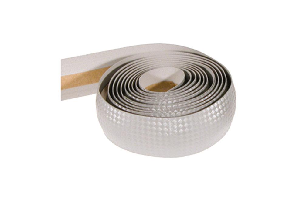 Selev Lenkerband Carbon-Ribbon silber 3x180cm