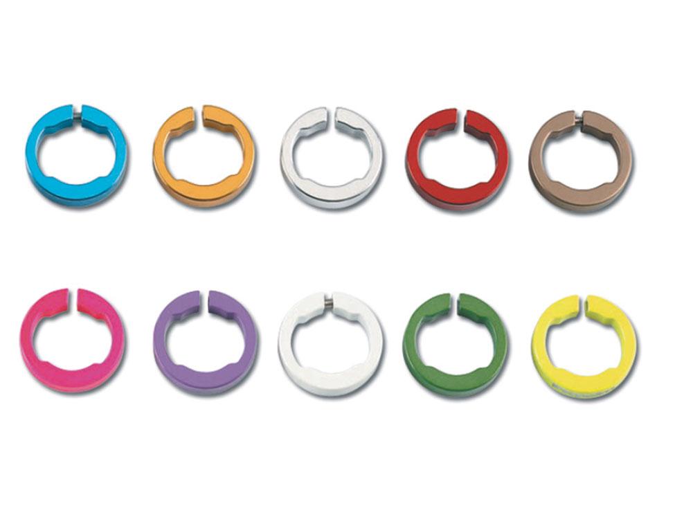 Propalm Lock Ring Alu Set a 4 Stk