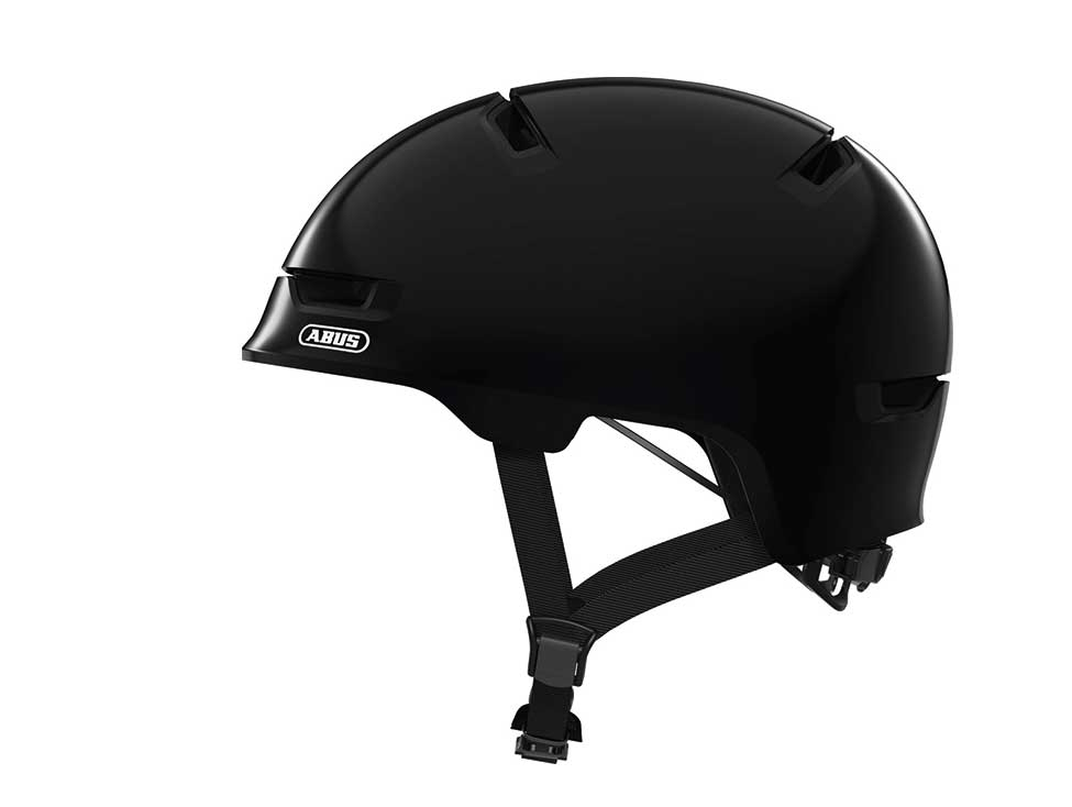 Abus Kinderhelm Scraper Kid 3.0 black